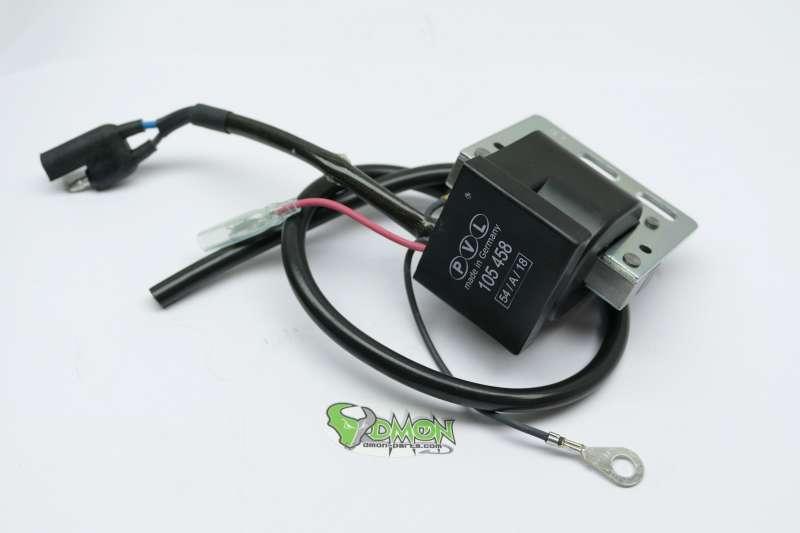 PVL analógico Coil 458115//105458//458 105 dmon-Parts Ignition CIK Selettra TM