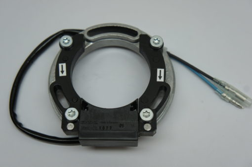 PVL digital Stator 1077-90 3000 Winches Backplate 90mm
