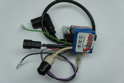 PVL Coil free programable 2 curves and RPM Limiter for Twin Parallel !!!