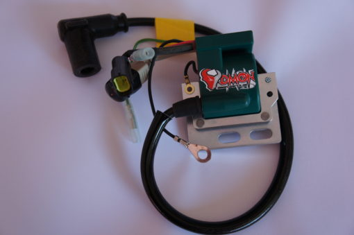 PVL Coil free programable 2 curves and RPM Limiter