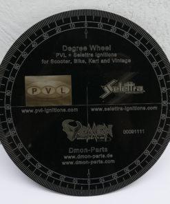 Gradscheibe DMon-Parts Kunststoff